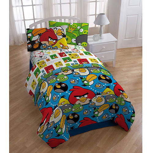 Angry Birds Sheet Set