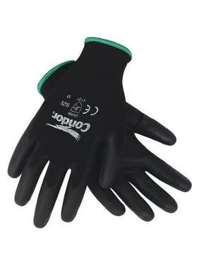 Condor Black/Black Coated Gloves,2XL