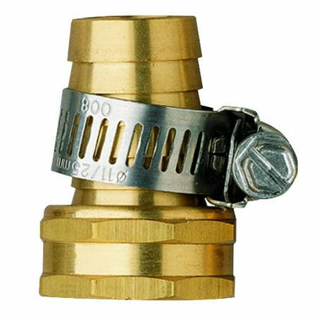 Female Hose End - Orbit Female end Aluminum 1/2