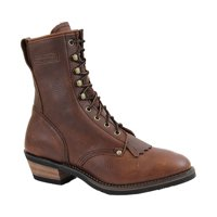 "AdTec Men's 1173 9"" Soft Toe Packer Boot"
