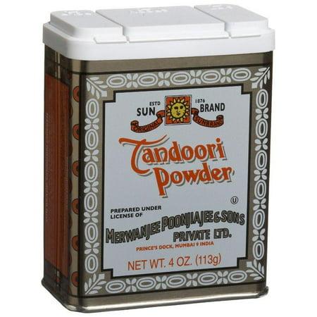 Tandoori Powder (SunBrand) 4 oz (113g)