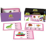 Hot Dots Phonics Flash Cards, Consonants