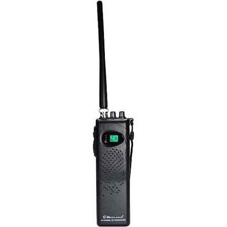 Midland 40 Channel Handheld Cb Radio
