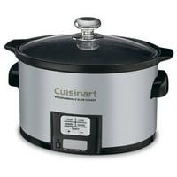 Cuisinart 3.5 Quart Programmable Slow Cooker