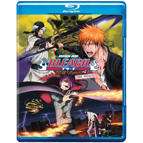 Bleach: Hell Verse - The Movie (Blu-ray)