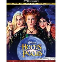 Deals on Hocus Pocus (4K Ultra HD + Blu-ray + Digital Copy)
