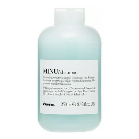 Davines Minu Illuminating Protective Shampoo, 8.45 Fl Oz