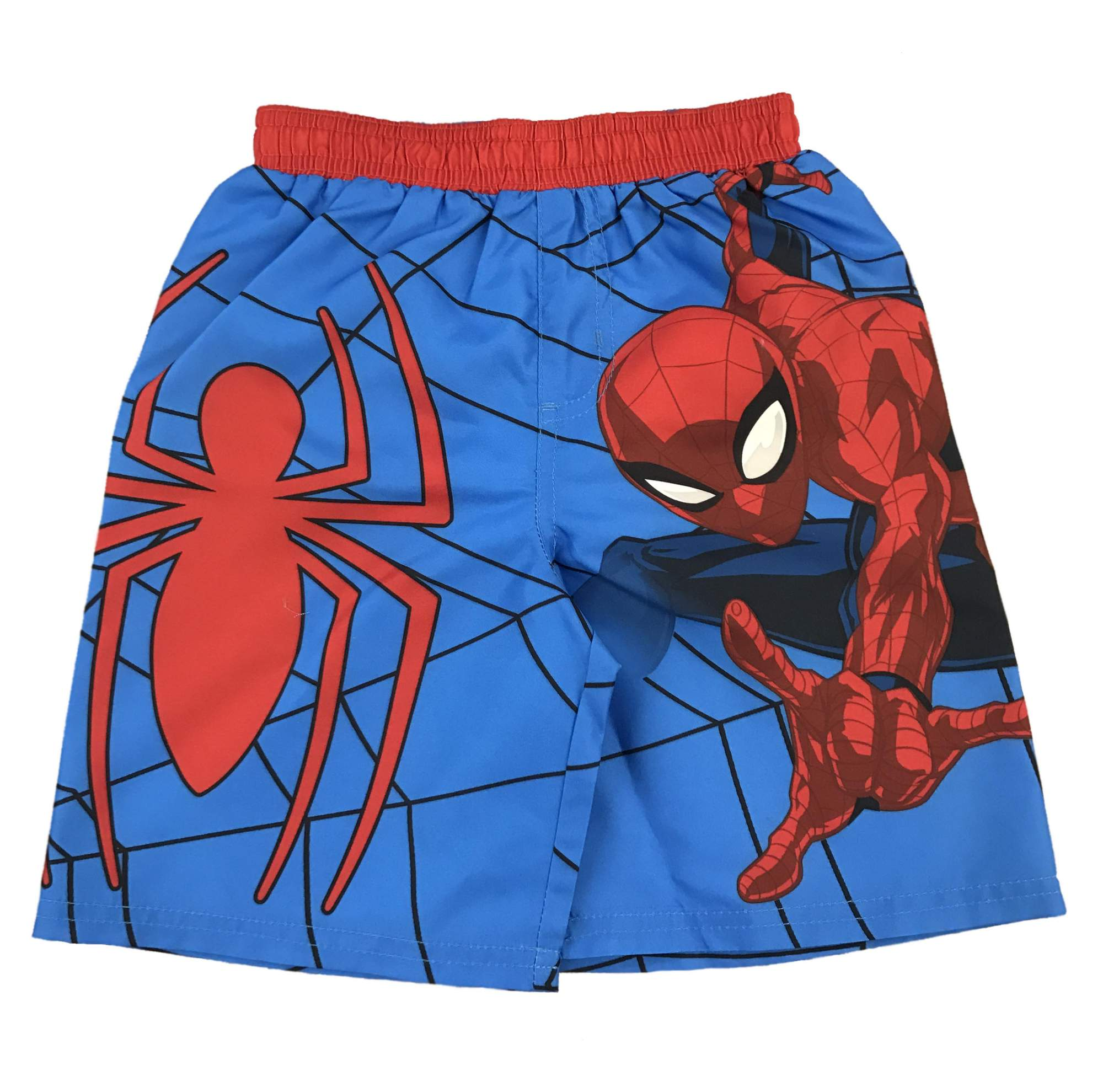 Spiderman Toddler Boy Swim Trunk Shorts