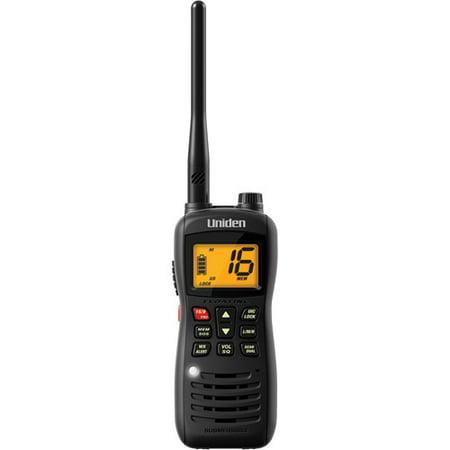(Uniden MHS126 Handheld Radio)