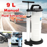 Siphon manual gasoline pump