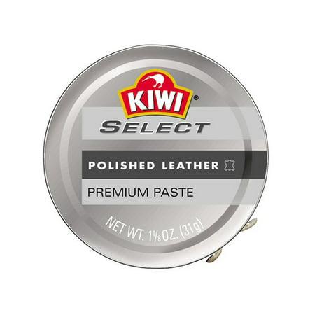 Kiwi Select Polished Leather Premium Paste, Black