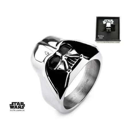 Star Wars, Darth Vader 3D Ring. Size - 12 - Darth Maul Theme