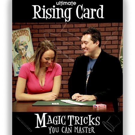 Amazing Easy To Learn Magic Tricks Dvd: Ultimate Rising Card - Includes Professional Magic Thread - image 4 of 6