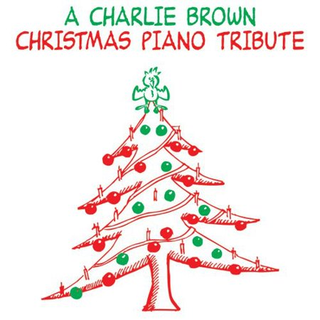 A Charlie Brown Christmas Piano Tribute (CD) ()