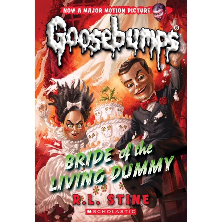 Classic Goosebumps: Bride of the Living Dummy (Other) - Slappy The Dummy