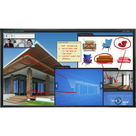 Planar EP6524K-T 4K Interactive LCD Display - 65