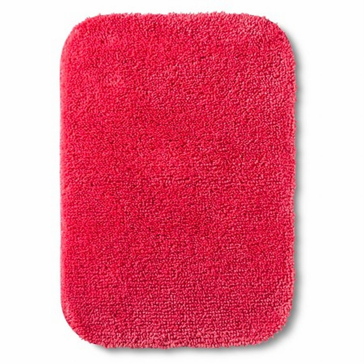 Ultimate Coral Skid Resistant Throw Bath Rug Accent Mat 23x38
