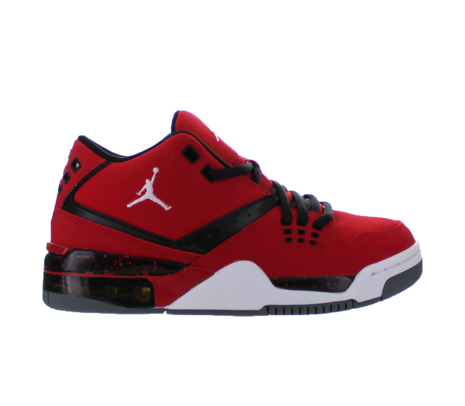 c89addb0426649 ... sale air jordan flight 23 gs gym red white black cool grey 317821 601  a02d1 54b4d