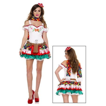 Women's Tequila Princess Costume