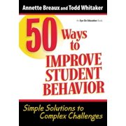 50 Ways to Improve Student Behavior - eBook