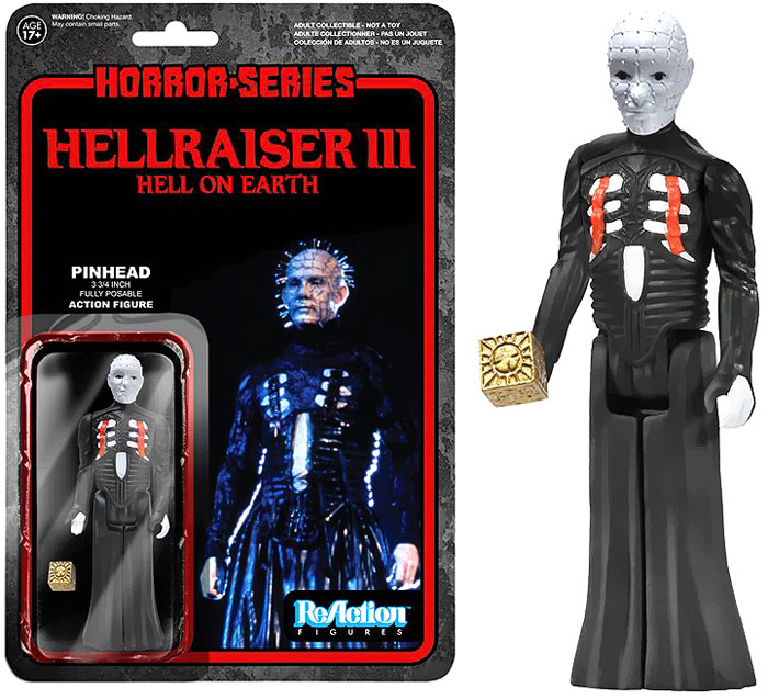 Funko Hellraiser ReAction Pinhead Action Figure