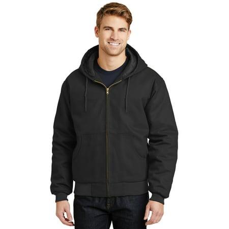 Duck Cloth Hooded Work Jacket (Flame Resistant Duck Hood)