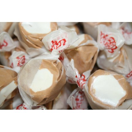 BAYSIDE CANDY SALT WATER TAFFY ROOT BEER FLOAT, 1LB](Salt Candy)