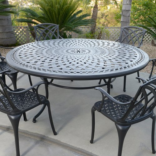DHC Furniture Hilton Dining Table