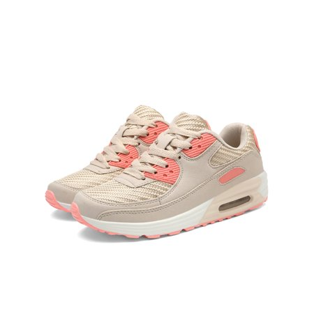 Women's Running Shoes Sports Althletic Shoes Outdoor Walking Hiking Casual Shoes Comfort Leather Sneakers Hiking Walking Shoes