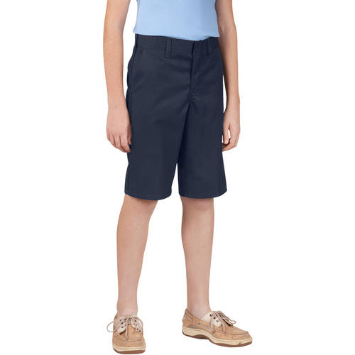 Genuine Dickies Boy's Traditional School Uniform Style Shorts