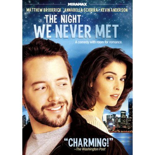 Night We Never Met