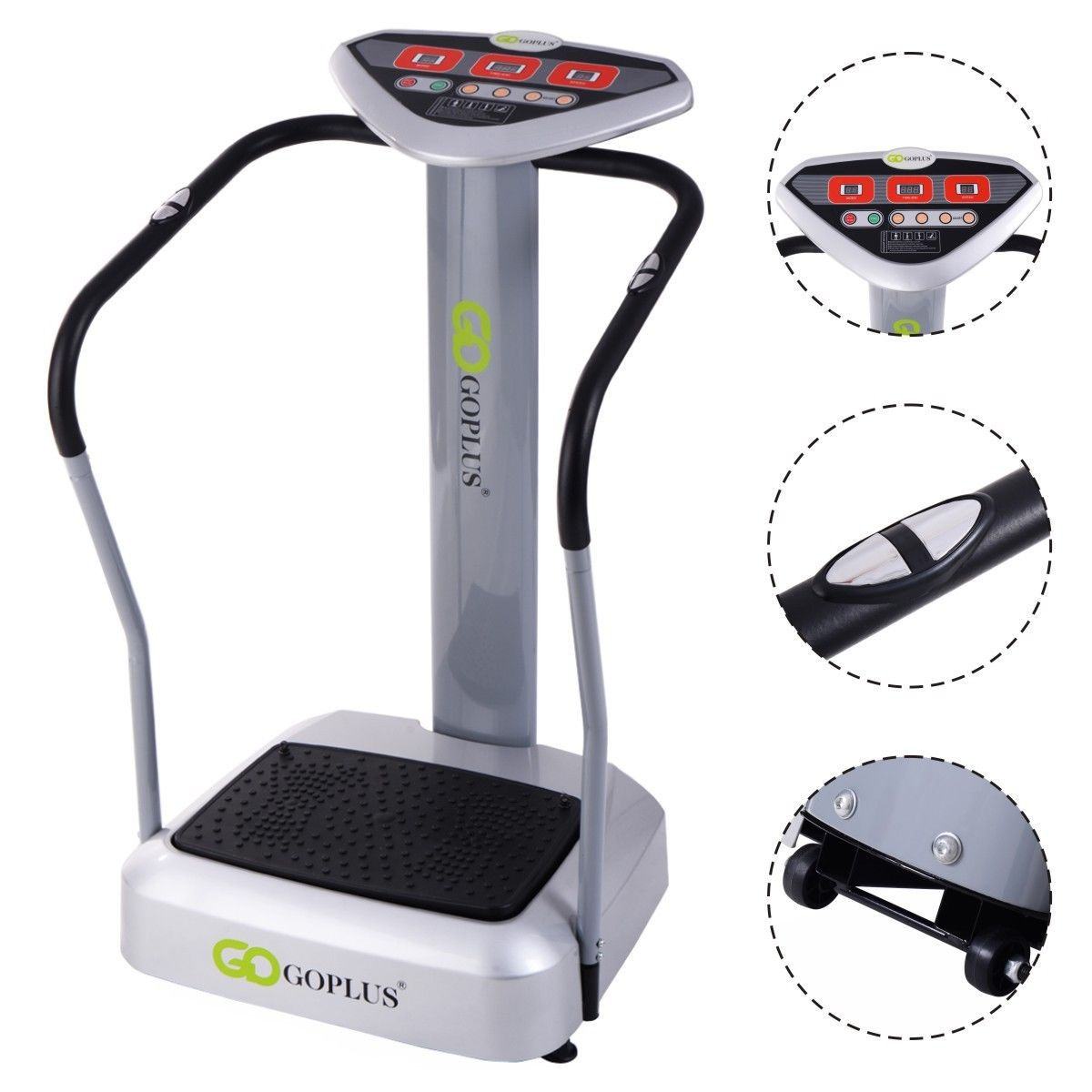 vibration exercise machine walmart