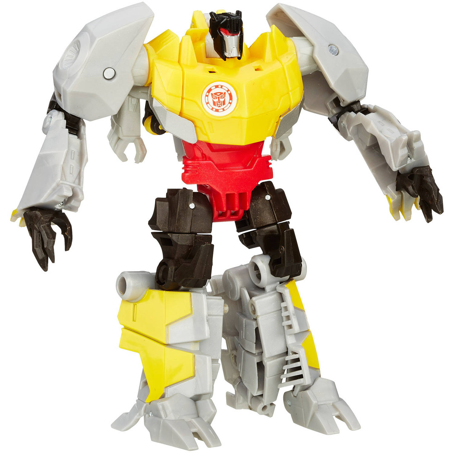 Transformers Robots in Disguise Warrior Class Gold Armor Grimlock Figure by Hasbro