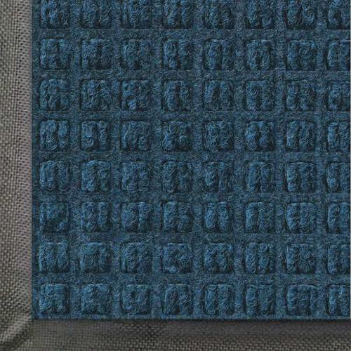 ANDERSEN 02000610310070 Waterhog Classic(TM)Mat, Navy, 3x10 ft
