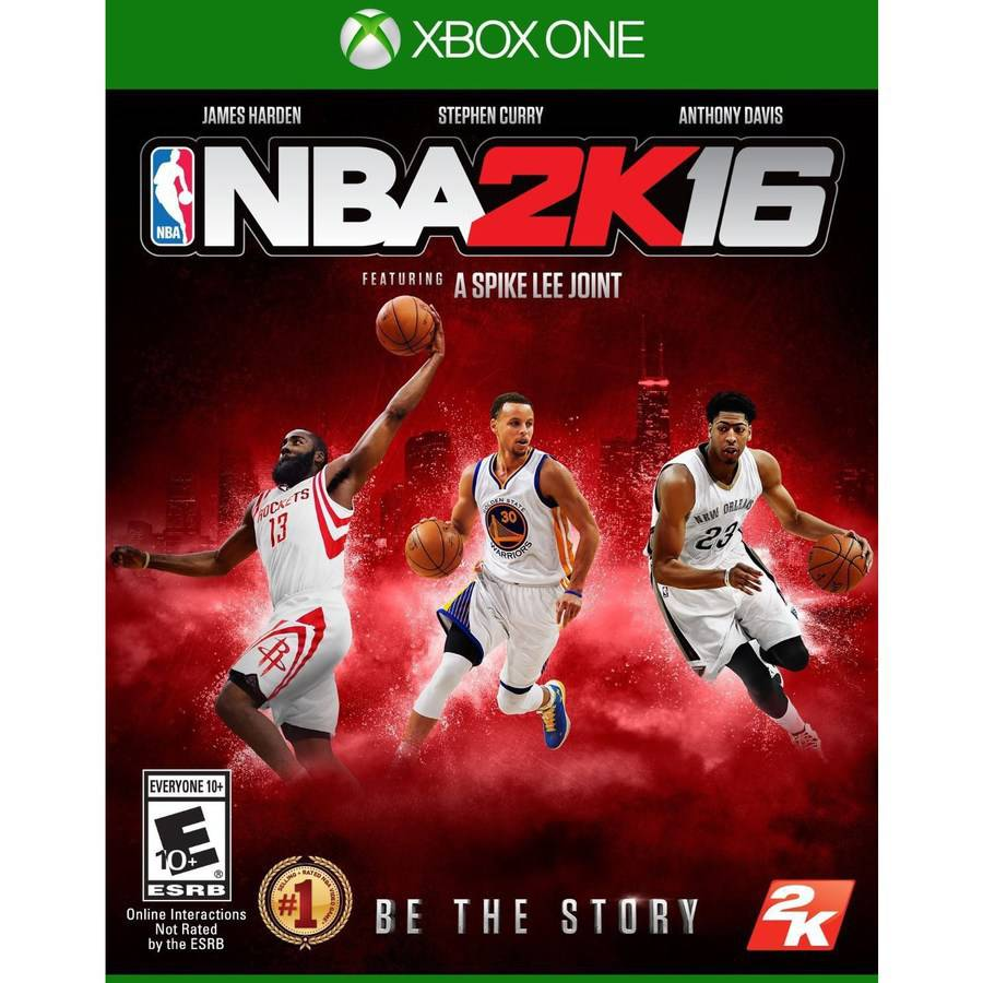 NBA 2K16 (Xbox One) - Pre-Owned