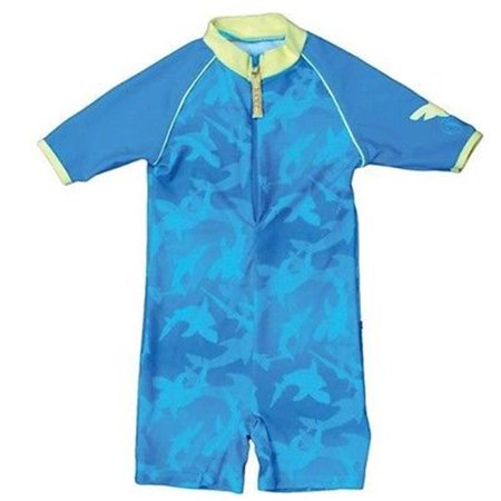 Banz S13SS-FP-00 2013 Baby Swimsuit, Fin Frenzy - Size 00 (Baby Banz Australien)