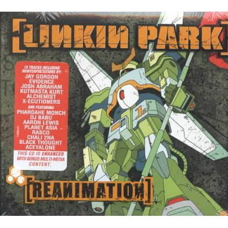 REANIMATION (CD)
