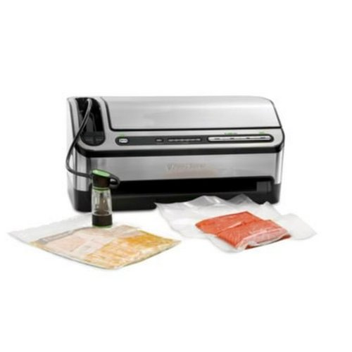 FoodSaver FSFSSL4980-026 Automatic 2-in 1 Vacuum Sealing ...