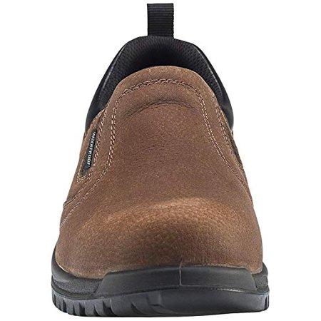 Avenger Men's A7108 Composite Safety Toe Slip On