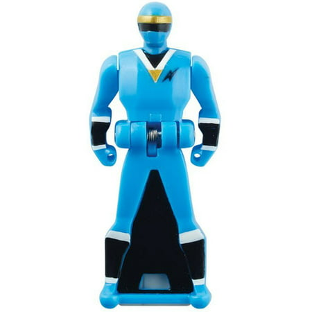 Power Rangers Super Megaforce Blue Alien Ranger Key