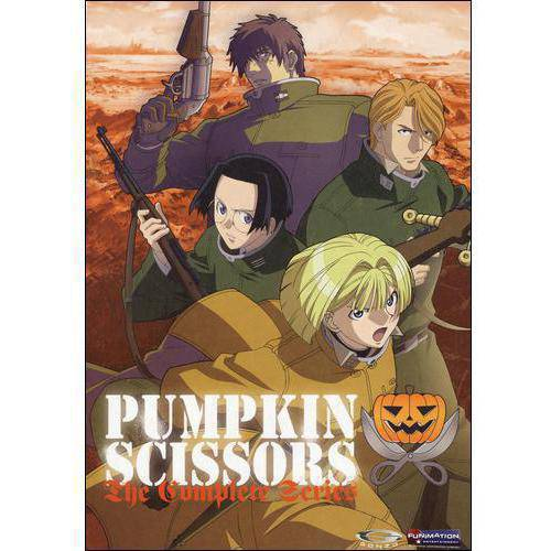 Pumpkin Scissors: The Complete Series (Widescreen)