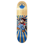 Yocaher Graphic Skateboard Deck - Retro Series - Snikt (8.5 inch)