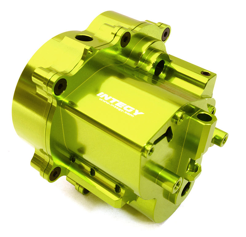 INTEGY RC Model Hop-ups T3802GREEN Billet Machined Alloy ...