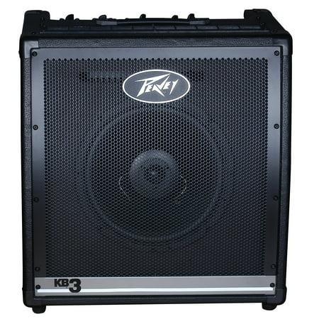 "Peavey KB 3 Electric Keyboard Combo Amp 60W Amplifier 12"" Speaker 2 Band EQ - Factory Certified Refurbished"