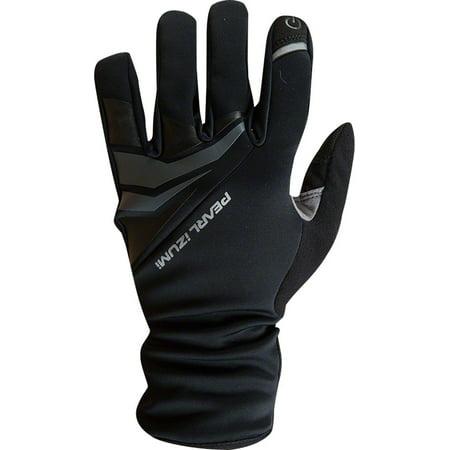 (Pearl Izumi Elite Softshell Gel Glove: Black XL)