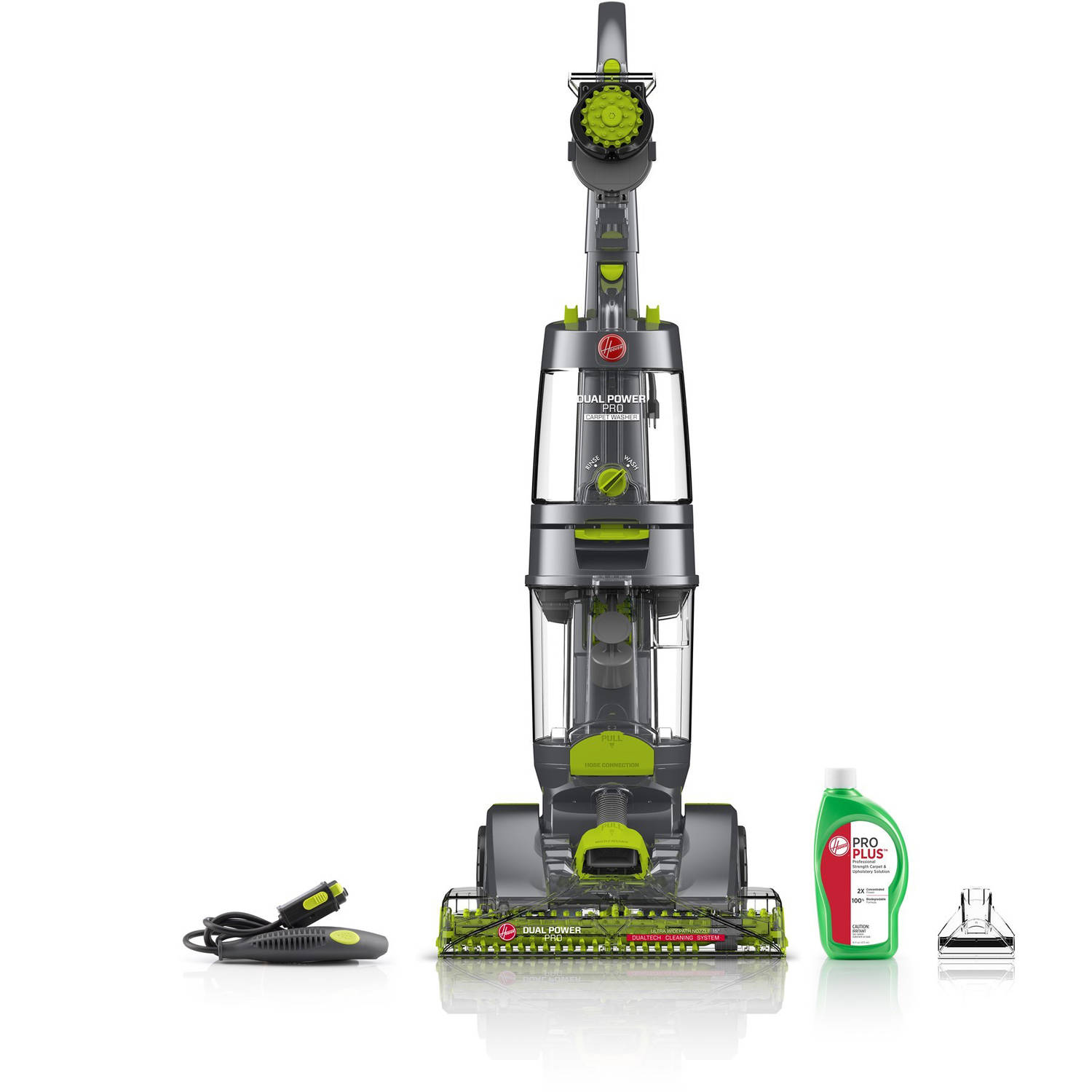 Hoover Dual Power Pro, Pet Premium Carpet Cleaner, FH51300NC
