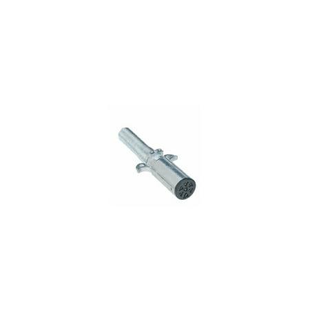 Large 7 Way Round Split Pin Plug / Fits Large Truck Semi Trailer Light (7 Way Semi Trailer Plug Wiring Diagram)