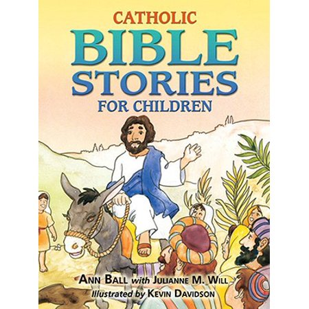 Catholic Bible Stories for Children (Hardcover) (Catholic Story About Halloween)