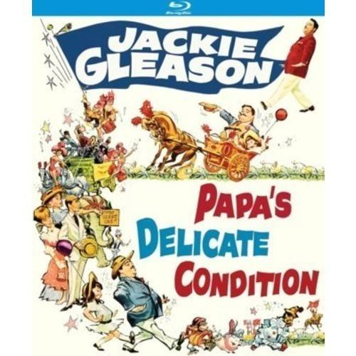 Papa's Delicate Condition (1963) (Blu-ray) KICBRK21227