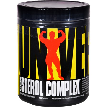 Universal Nutrition Natural Sterol Complex Tablets, 180